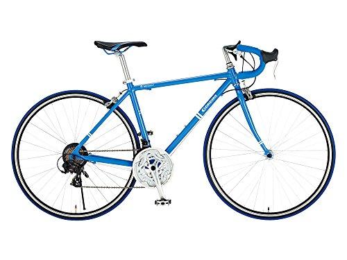 RENAULT(ルノー) GORDINI(ゴルディーニ) AL-ROAD7021 ブルー 【700×23c 軽量アルミフレーム ロードバイク】 シマノ製21段変速 前後キャリパーブレーキシステム搭載 【サドル高81cm~94cm/適応身長160cm以上/12kg】 87101-0399