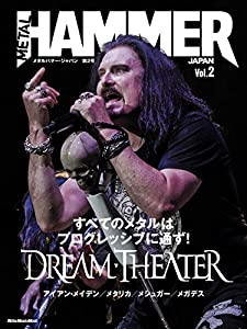 METAL HAMMER JAPAN Vol.2