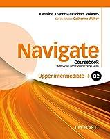 Navigate: B2 Upper-intermediate: Coursebook with DVD and Oxford Online Skills Program