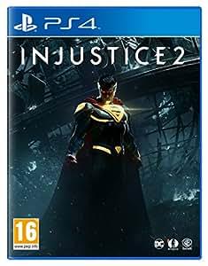 Injustice 2 (PS4)  (輸入版)
