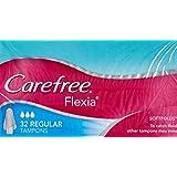 Carefree Tampons Flexia Regular 32