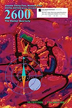 [2600 Magazine]の2600 Magazine: The Hacker Quarterly - Winter 2015-2016 (English Edition)