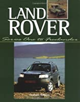 Land Rover -series One to Freelander