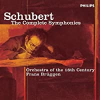 Complete Symphonies by F. Schubert (2006-12-21)
