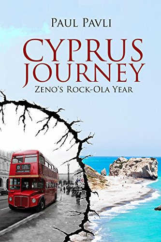 Cyprus Journey  Zeno's Rock-Ol...