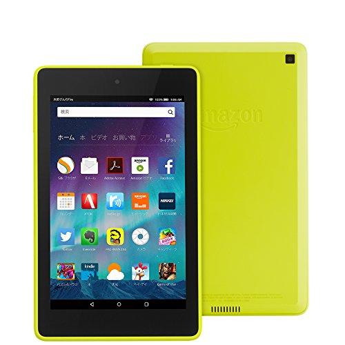「Fire HD 6タブレット 8GB/16GB」特選タイムセールで25%オフの8,850円/10,350円に