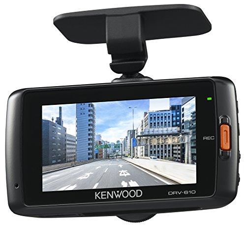 ケンウッド(KENWOOD) フルハイビジョン ドライブレコーダーDR・・・
