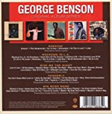 GEORGE BENSON 5CD ORIGINAL ALBUM SERIES BOX SET