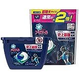 【まとめ買い】 アリエール 洗濯洗剤 ジェルボール3D プラチナスポーツ 本体 14個入 + 詰め替え 超特大 26個入