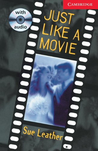 Just Like a Movie Level 1 Beginner/Elementary Book with Audio CD Pack (Cambridge English Readers)の詳細を見る