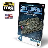 AmmoのMig Jimenez Encyclopedia of Armour Vol。4Weathering英語# 6153