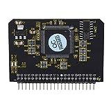 Richer-R SD - IDEアダプタ マイクロSD - IDE マイクロSD/TFメモリカード- IDE 44ピンオスアダプタ サポートDMA/ULTRA DMAモード