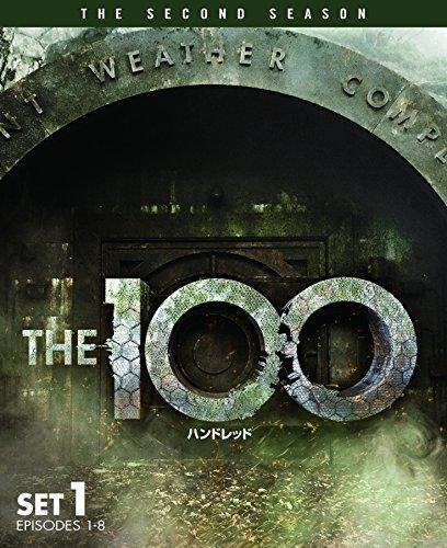 The 100/ハンドレッド〈セカンド・シーズン〉 前半セット[DVD]