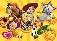 Disney Toy Story Woody Buzz and the Gang 500 Piece Jigsaw Puzzle (Ts008)