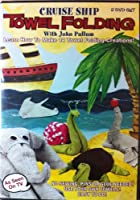Cruise Ship Towel Folding with John Pullum - 2 DVD SET [並行輸入品]