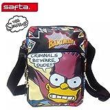 safta シンプソンズ バートマン ショルダーバッグ バッグ ポーチ ザ・シンプソンズ グッズ Simpsons