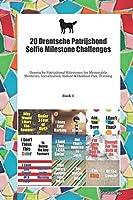 20 Drentsche Patrijshond Selfie Milestone Challenges: Drentsche Patrijshond Milestones for Memorable Moments, Socialization, Indoor & Outdoor Fun, Training Book 1