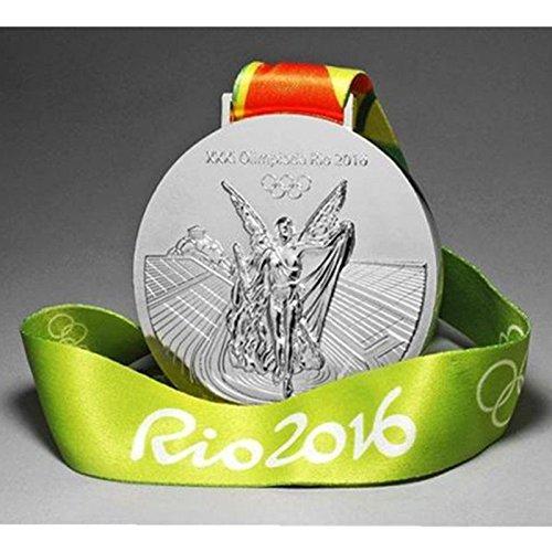 リオ・オリンピック・シルバーメダル/OLYMPIC 2016 RIO DE ...