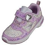 [シュンソク] 運動靴 レモンパイ シンデレラフィット 15cm~19cm D キッズ 女の子