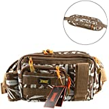 Kingdom Outdoor Tackle Bag, Waist Storage Pack for Fishing Hunting Hiking