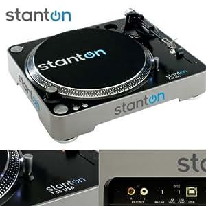 stanton USB対応ターンテーブル T.55USB