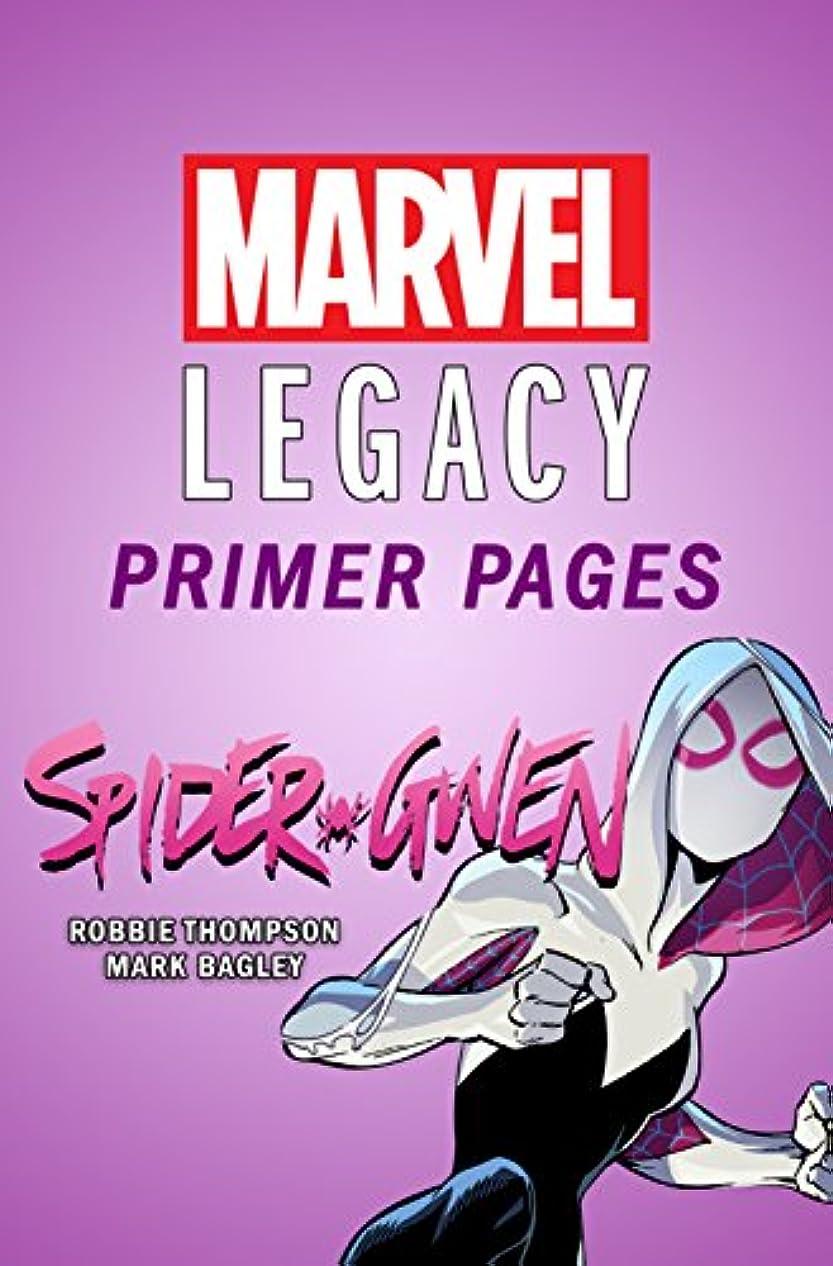 販売計画艶逃れるSpider-Gwen - Marvel Legacy Primer Pages (Spider-Gwen (2015-2018)) (English Edition)