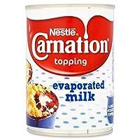 Nestl??カーネーショントッピングはミルク410グラムを蒸発しました - Nestl?? Carnation Topping Evaporated Milk 410g [並行輸入品]