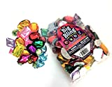 Darice ダリス アクリルビッグカラーストーンアソート 1袋-1ポンド約453g入り 直径約2cm-3cm ハート・ひし形・涙型・楕円形・八角形・お花型 カラーサイズ:アソート 1999-669 Rhinestones - Assorted Color, Size, and Shape