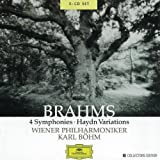Brahms:4 Symphonies / Haydn Variations
