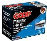 アメージングGOOP 4オンスマリンエポキシ系接着剤貼り付けキット