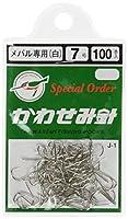KAWASEMI(かわせみ針) J-1 100本メバル(白) 9号