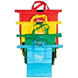 Scullery ECO Trolley Bags with Cooler Set of 4