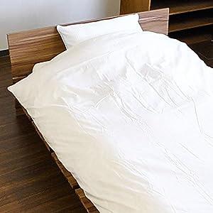 日本製 掛け布団カバー 綿100% 和晒し ガ...の関連商品1