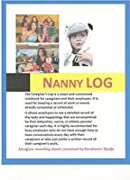 4Homecaregivers Nanny Log Babysitter Aupair and Nanny's Daily Activity Recording Sheets [並行輸入品]