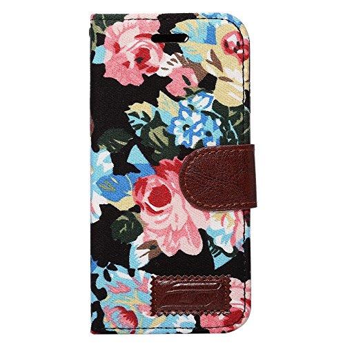 iphone 7 アイホン 8 ケース かわいい 花柄 女性...