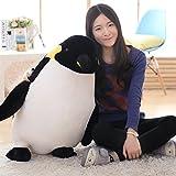 AMIRA TOYS ペンギン ぬいぐるみ コウテイペンギン ふわふわ インテリア プレゼントホワイトデー 孫 海洋生物 水族館 彼女 リアル (75cm)