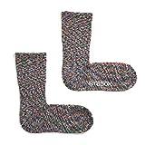 rasox ラソックス CA060LC35 スプラッシュコットン ソックス 靴下 日本製 サイズM(24?26cm) オリーブミックス(505)