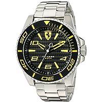 Ferrari(フェラーリ) 腕時計 並行輸入品 Ferrari 830330 'XX KERS' Quartz Stainless Steel Watch 830330