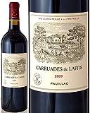 カリュアド・ド・ラフィット[2009](赤ワイン)