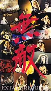 無敵と書いてEXTASYと読む!!~EXTASY SUMMIT '91 AT NIPPON BUDOKAN~ [VHS]