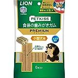 ペットキッス (PETKISS) 犬用おやつ 食後の歯みがきガム プレミアム 6本