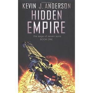 Hidden Empire (Saga of Seven Suns (Paperback))