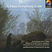 Faust Symphony: D'avalos / Hungarian National.so