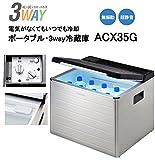 ポータブル 3way冷蔵庫 COMBICOOL ACX35G