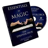 [マーフィーマジック]Murphy's Magic Essentials in Magic Stripper Deck DVD DVDESS_STRIP [並行輸入品]