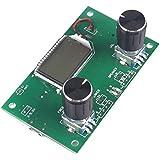 SODIAL DSP & PLLデジタルステレオFMラジオ受信機モジュール 87-108MHz シリアル制御付き