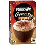 NESCAFÉ Cappuccino Strong 10 Pack