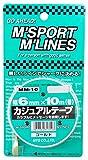 MYS カジュアルテープ ゴールド(6mm×10m) MM-10