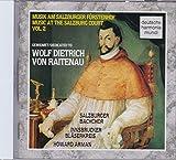 ザルツブルク宮廷の音楽II〜ボルフ・デートリヒ・フォン・ライテナウ侯爵に献呈された宗教音楽集