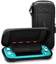 Spigen Klasden Designed for Nintendo Switch Lite Carrying Case (2019) - Charcoal Gray